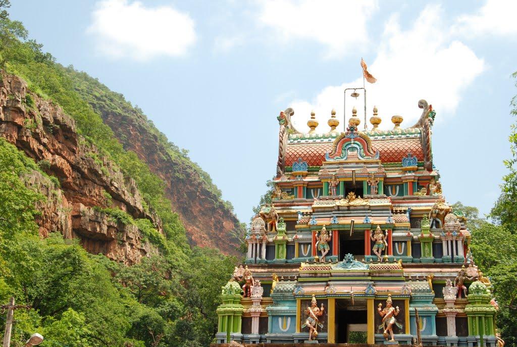 Nava Narasimha Temples, Ahobilam