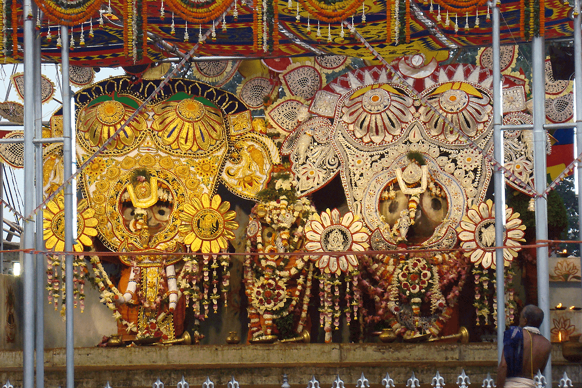 Ganapati Vesha of Lord Jagannath