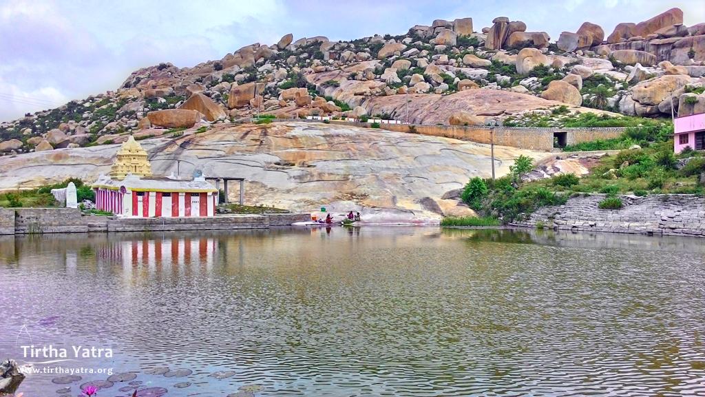 Kunda near Ramalingeshwara Tirtha
