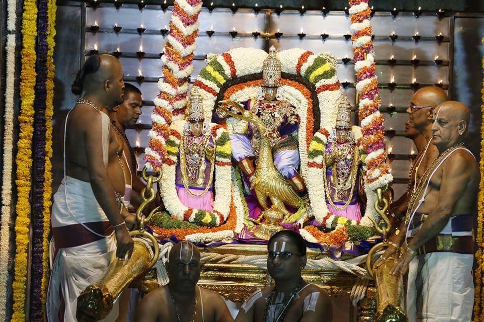 Muthyala Mantapa Bakasara vadha alankara