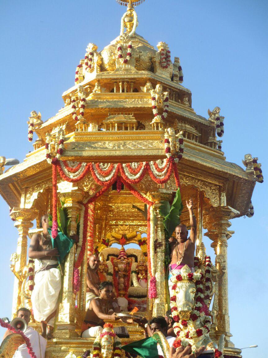 Swarna Ratha Utsava