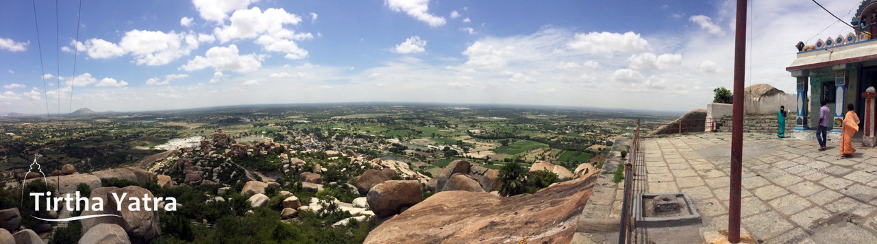 Panoramic View of Avani