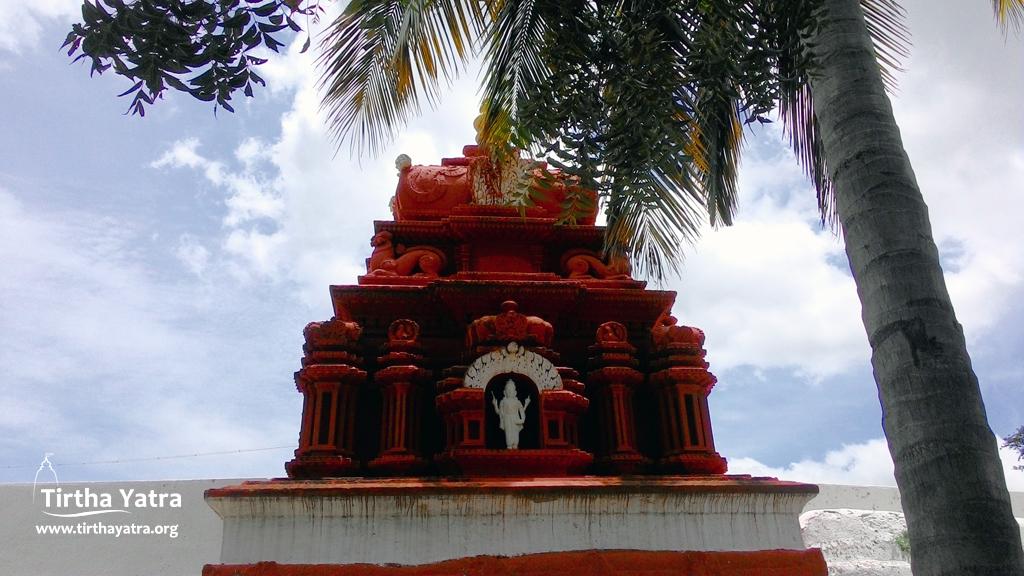 Sri Venkataramana Temple, Karighatta