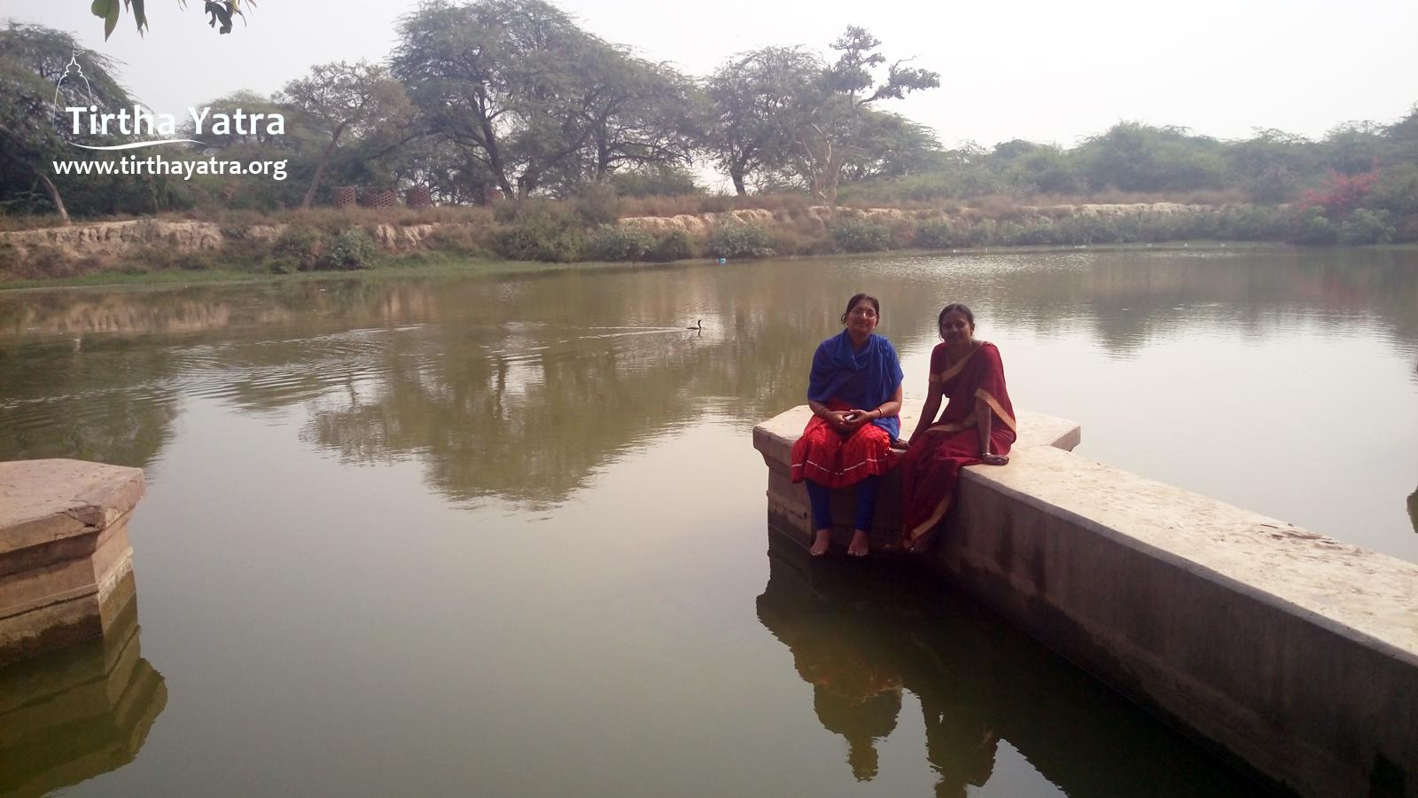 At Ashishwara Kunda