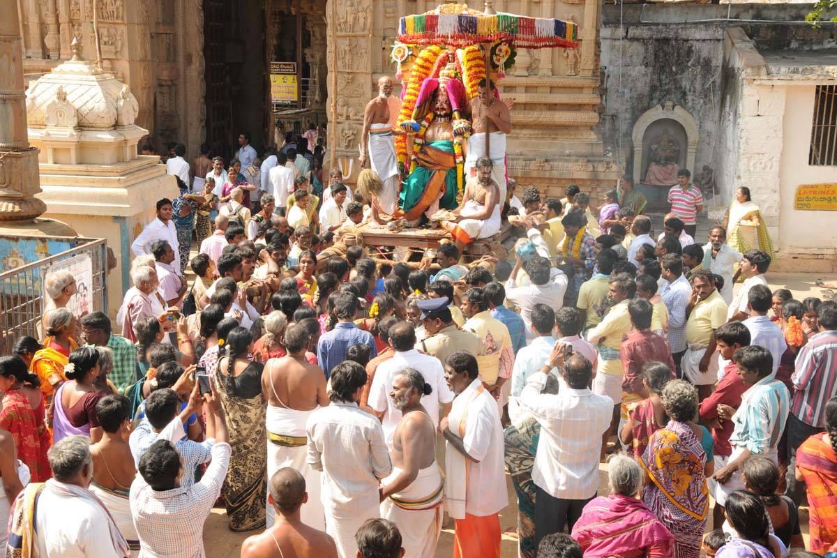Vaikuntha Ekadashi in Ahobilam