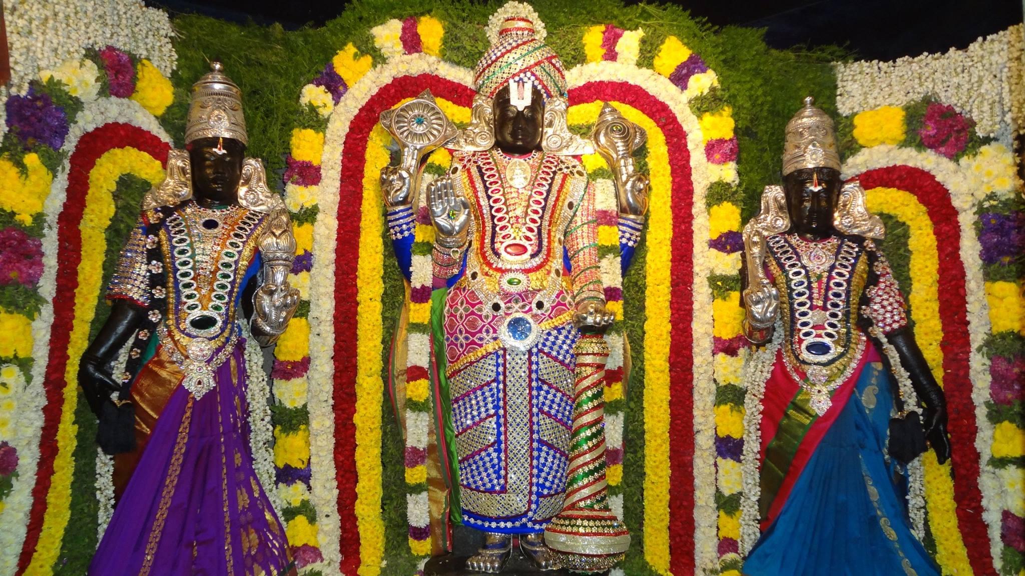 Vaikuntha Ekadashi in Vellore