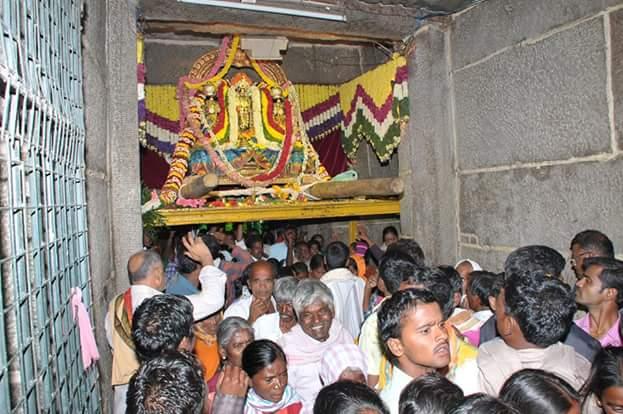 Vaikuntha Ekadashi 2015 in Kadiri
