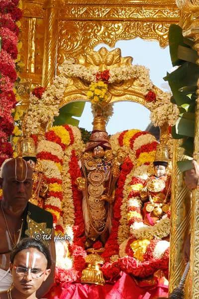 Vaikuntha Ekadashi in Tirupati