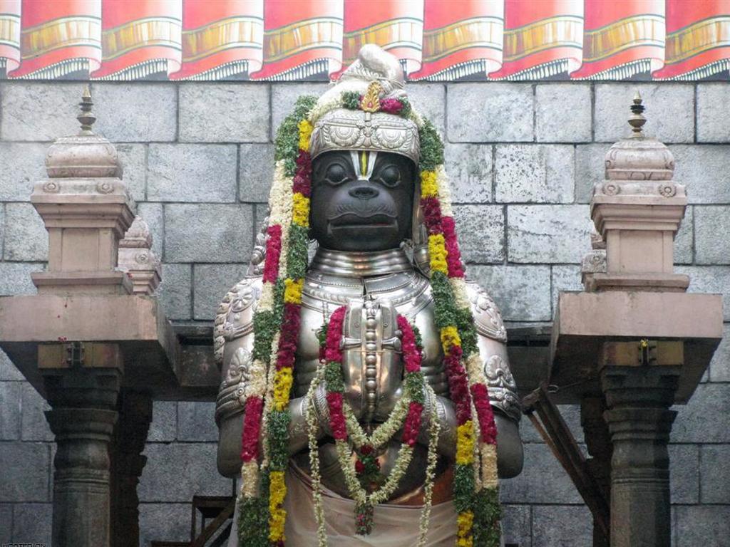 Anjaneyar in Namakkal