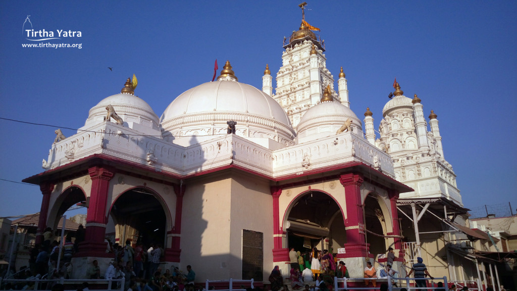 Ranchhodraiji Temple in Dakor