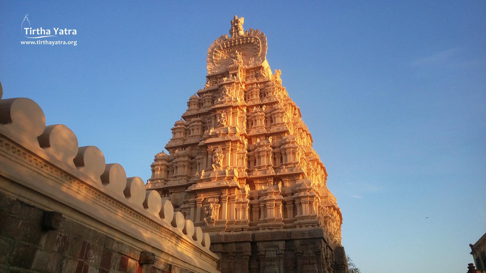 The rajagopura of Srirangapatna