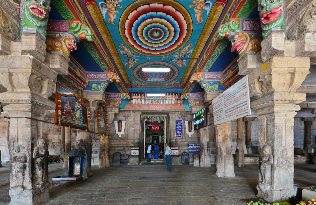 Thayar Sannidhi in Srirangam