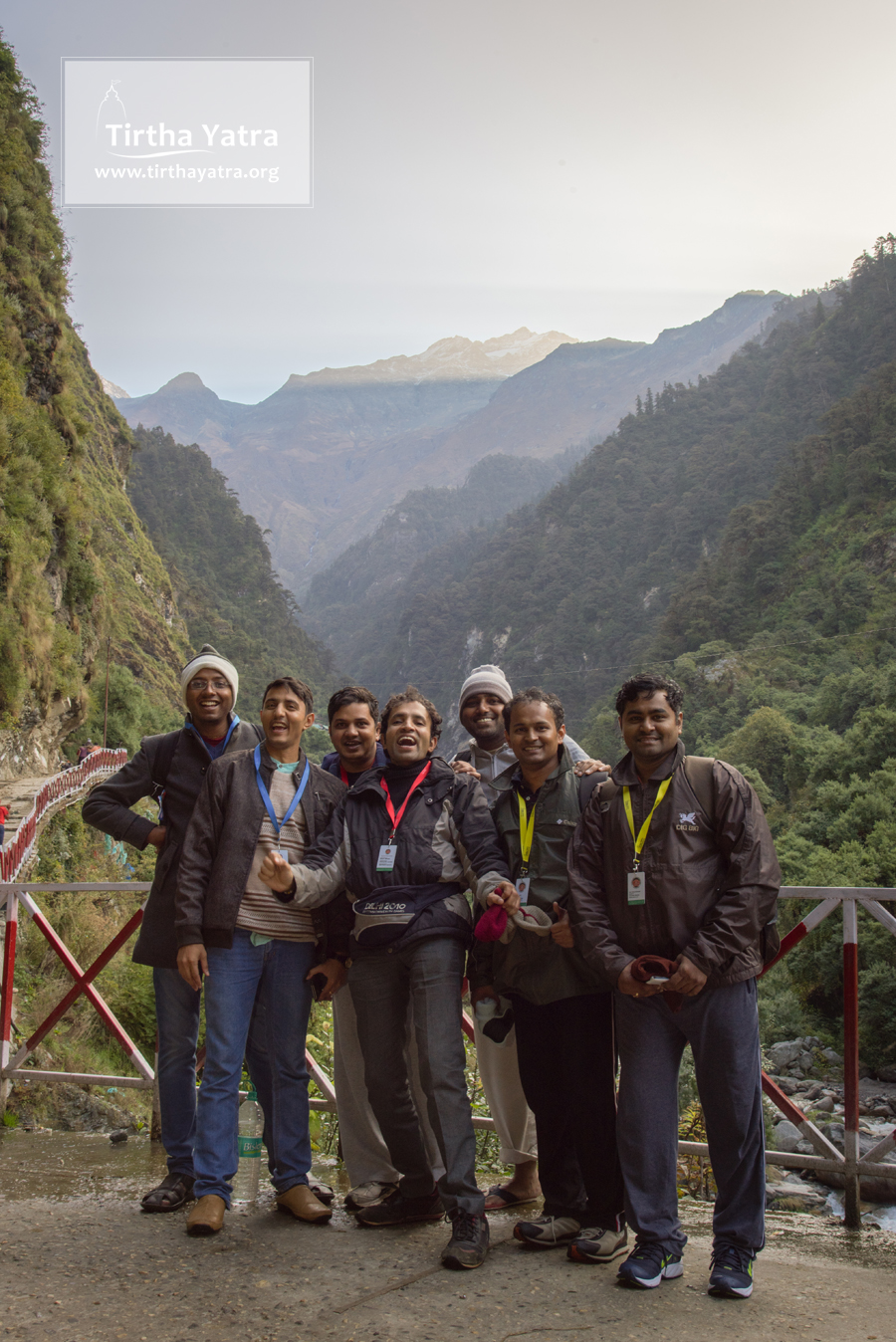 Enroute to Yamunotri