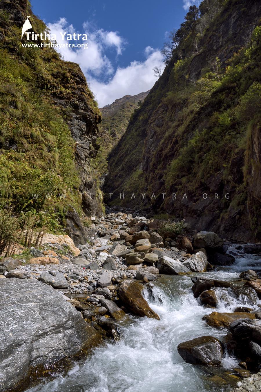 Kalindi River