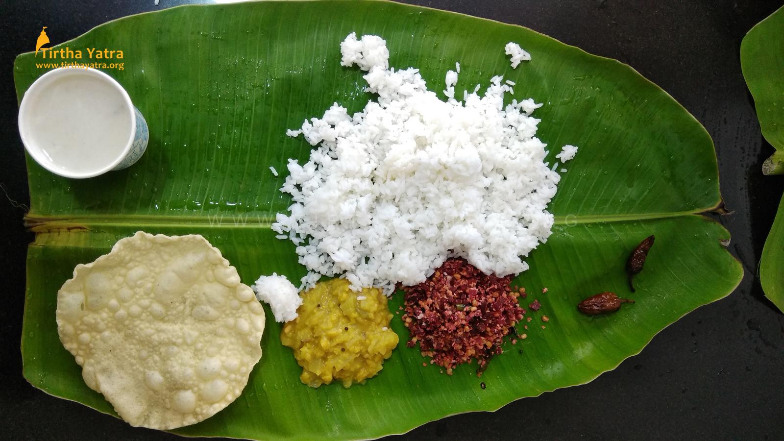 Karaikudi Chettinad feast
