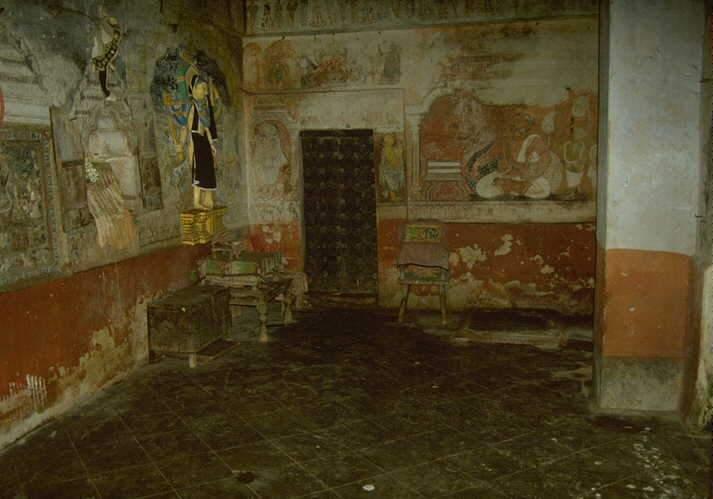 Sarvabhauma Bhattacharya's house