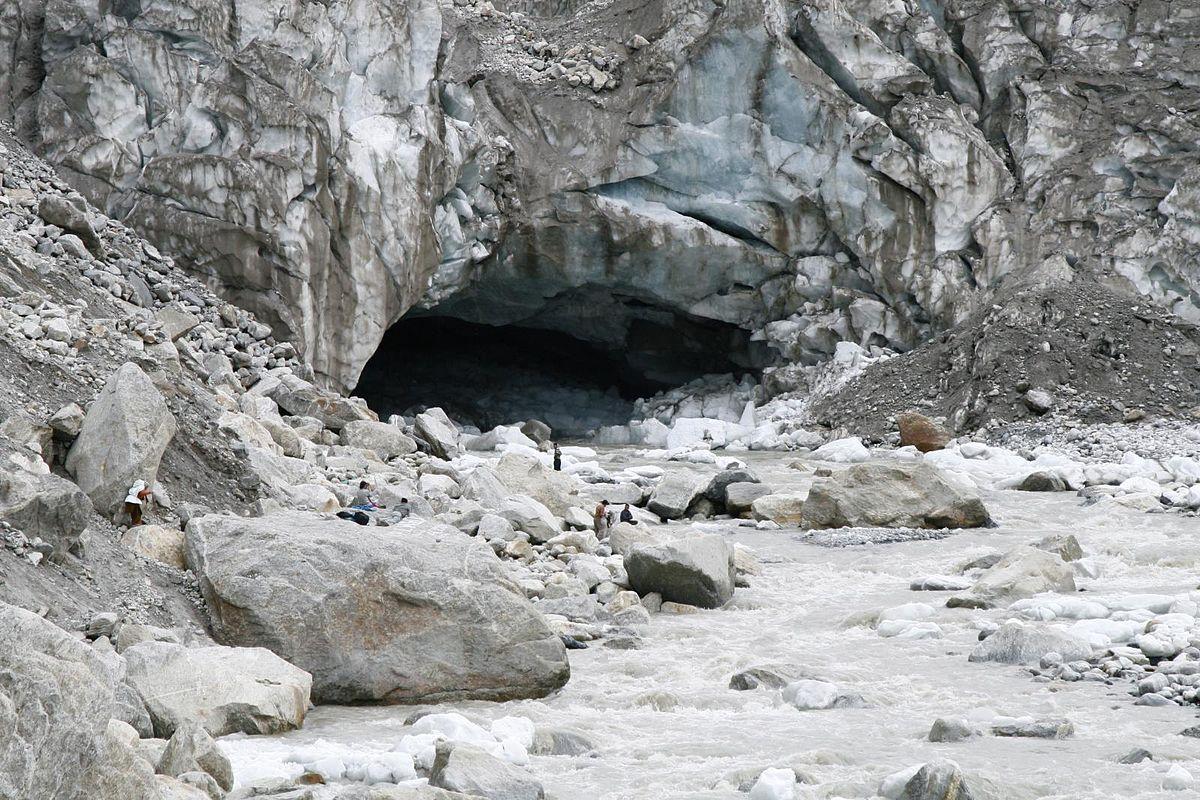 Gaumukh near Gangotri