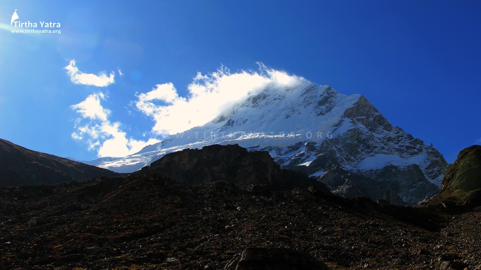 Mount Shiva