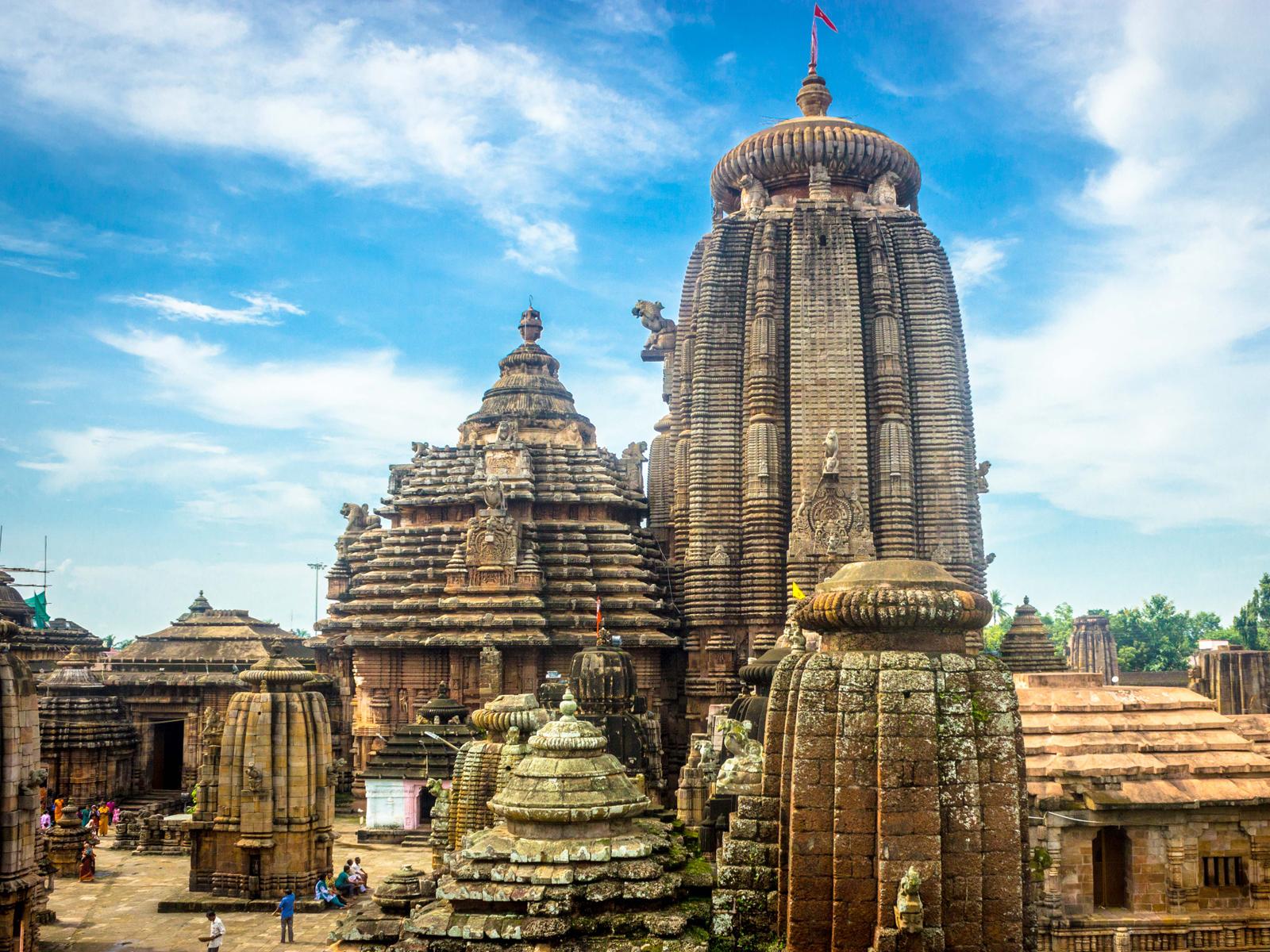 Lingaraj Temple Bhubaneswar