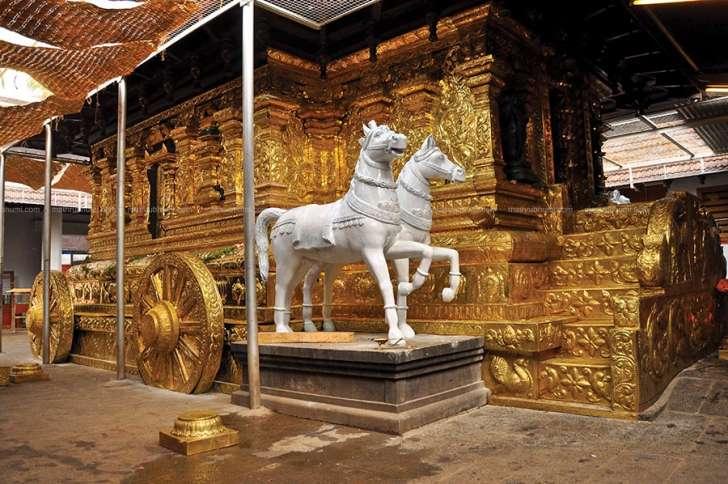 Guruvayur Temple Parthasarathy Temple