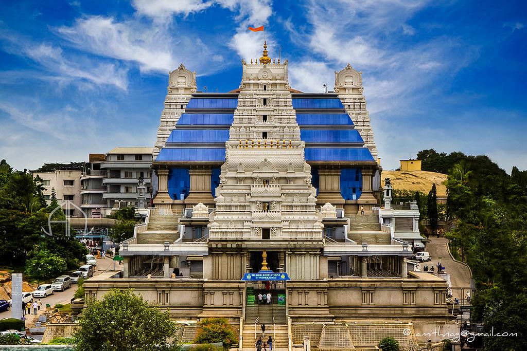 ISKCON Bangalore theharekrishnamovement wp