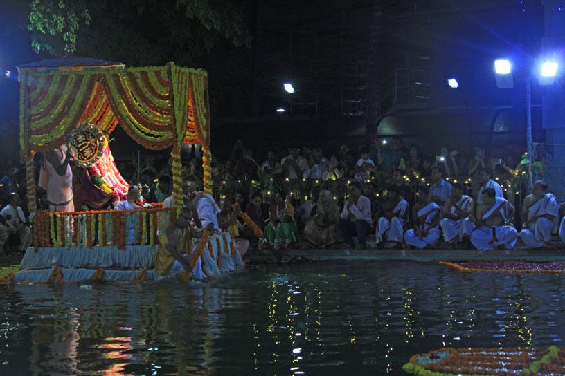 Panihati at ISKCON Bangalore