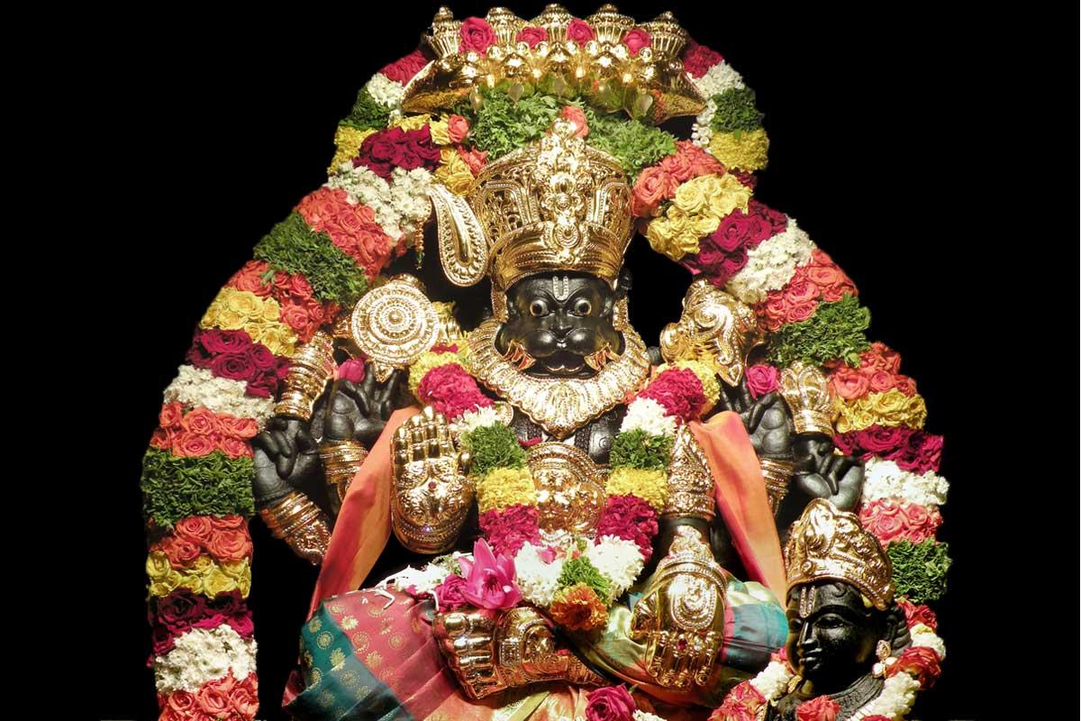 Prahlada Narasimha IB