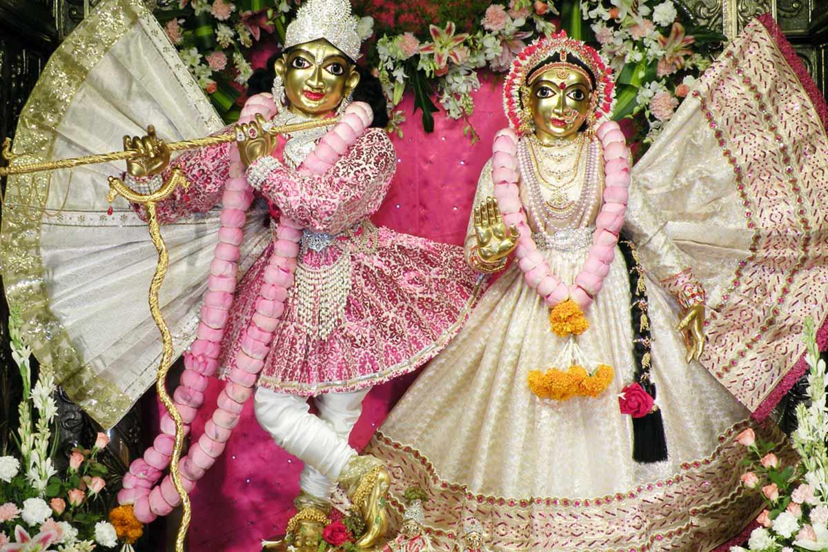 Radha Krishna Chandra