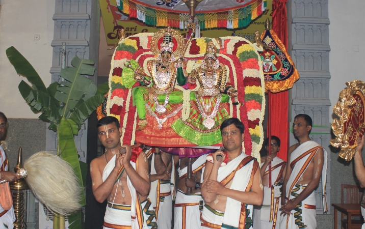 Ram Navami at ISKCON Bangalore