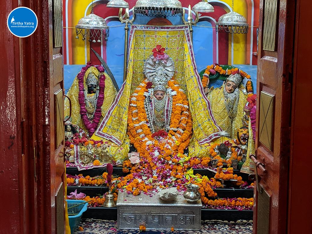 Mayadevi Temple