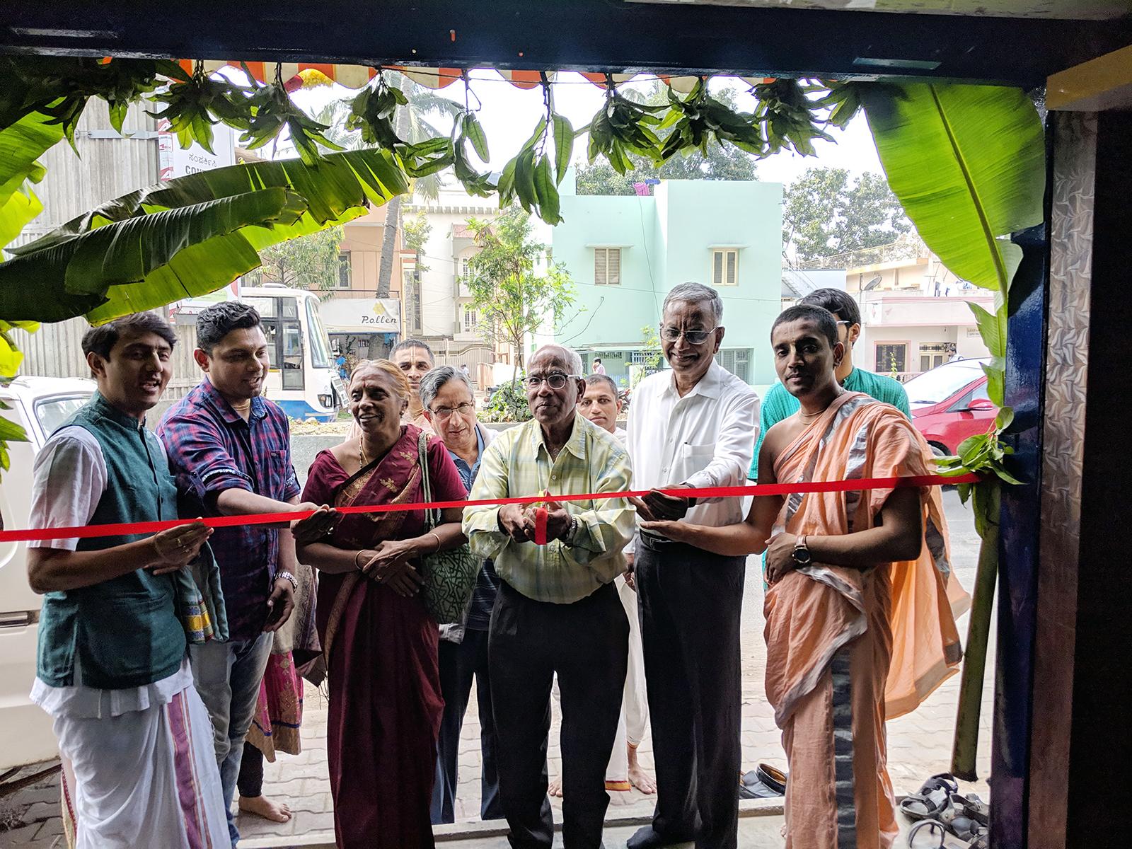 Tirtha Yatra Agency Inauguration
